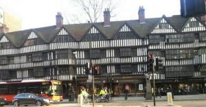 The Staple Inn, High Holborn