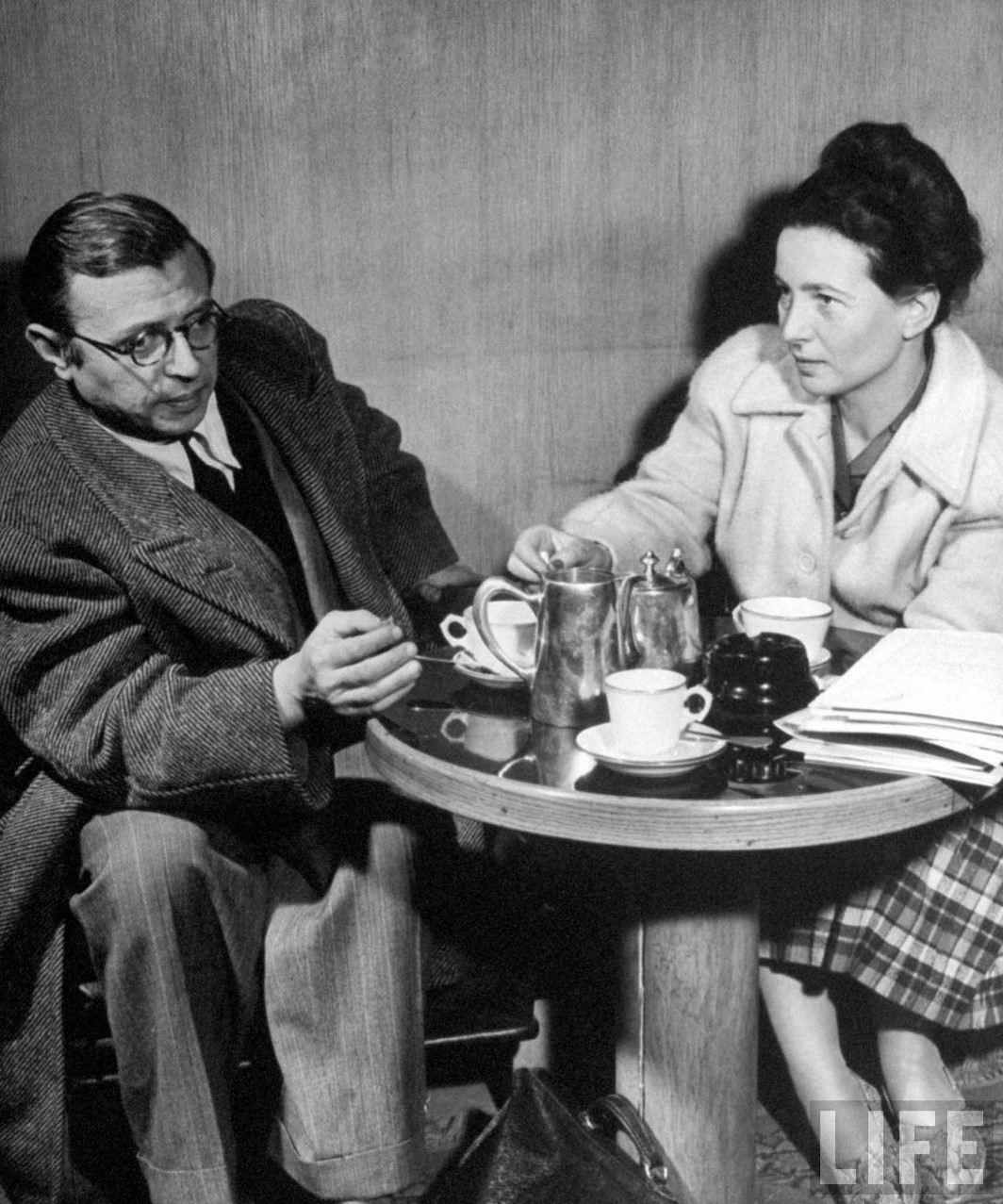 sartre-and-de-beauvoir